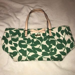 Kate Space small tote